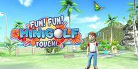 Portada oficial de Fun! Fun! Minigolf para Wii
