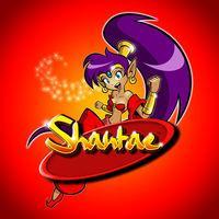 Portada oficial de Shantae para Switch