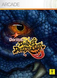 Portada oficial de Dash of Destruction XBLA para Xbox 360