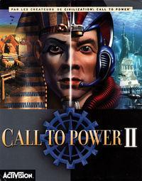 Portada oficial de Call to Power 2 para PC