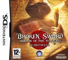 Portada oficial de de Broken Sword: Shadow of the Templars para NDS