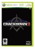 Portada oficial de de Crackdown 2 para Xbox 360