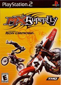 Portada oficial de MX Superfly para PS2