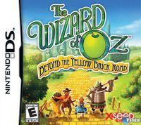 Portada oficial de The Wizard of Oz: Beyond the Yellow Brick Road para NDS