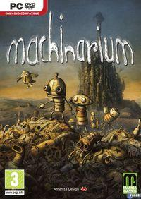 Portada oficial de Machinarium para PC