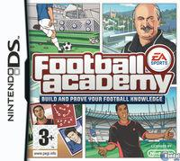 Portada oficial de Football Academy para NDS