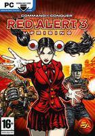 Portada oficial de de Command and Conquer: Red Alert 3 - Uprising para PC