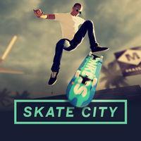 Portada oficial de Skate City para Switch