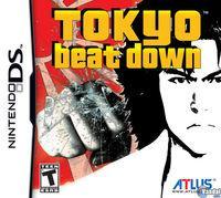 Portada oficial de Tokyo Beat Down para NDS